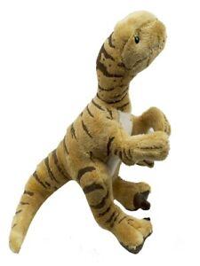1 X PLUSH VELOCIRAPTOR 25CM dinosaur teddy kid gift Jurassic park stuffed animal