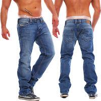 Diesel Jeans Viker-R-Box 008AT 8AT Herren Hose Regular Straight blau