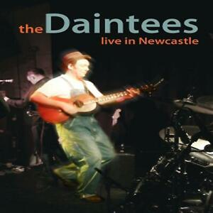 THE DAINTEES Live In Newcastle (2007) 18-track DVD NEW/SEALED