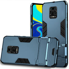 For Xiaomi Redmi Note 9S Note 9 Pro Max Hybrid Shockproof Kickstand Case Cover