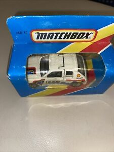 Matchbox Peugeot 205 BRAND NEW IN BOX sealed mint rare! HTF!