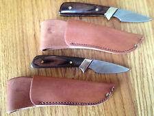 2 SCHRADE USA OLD TIMER LITTLE FINGER WALNUT 156OT LI'L FINGER KNIFE NEW