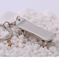 Move Scooters Skateboard Sport Keychain Bag Creative Car Key Cell Phone Key Ring