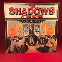 THE SHADOWS  At The Movies 1978 UK Vinyl LP RECORD  EXCELLENT CONDITION D