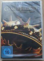 DVD - Game of Thrones - Staffel 2 - Neu & OVP
