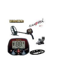 Détecteur de métaux Teknetics Eurotek PRO 27cm DD + protège-disque