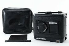 *Near Mint* Zenza Bronica Film Back Holder GS 120 6x7 for GS-1 w/Case from Japan