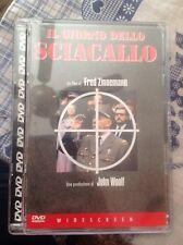 Il Giorno Dello Sciacallo - Dvd jewel Edizione Fuori Catalogo Raro