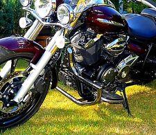 YAMAHA XVS950 XVS 950 MIDNIGHT STAR HIGHWAY CRASH BAR ENGINE GUARD W/ FOOT PEGS