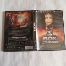 DVD – The box – 1 boîte. 1 million de $. Le sort de l'humanité  Cameron Diaz