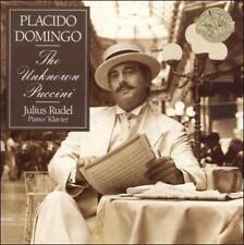 PLACIDO DOMINGO - Unknown Puccini - CD - **BRAND NEW/STILL SEALED**