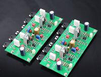 One pair HM2S-50W Class A Power amplifier board kit base on KELL-KSA50 50W+50W