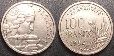 France - IVème République - 100 francs Cochet 1954, SUP ! F.450/2