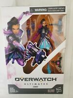 "Overwatch Ultimates Series Sombra 6"" Figure Hasbro Blizzard New Damage class"