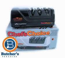 CHEF'S CHOICE PRO 1520 ELECTRIC KNIFE SHARPENER BLACK - RRP $499 FREE POSTAGE