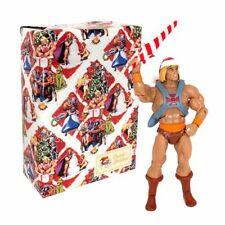 HOLIDAY HE-MAN MASTERS OF THE UNIVERSE CLASSICS SUPER7 LIMITED ready to ship