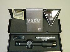 EO Tech VUDU Precision Rifle Scope VUDU.1-6.FFP.SR1 Illuminated Reticle