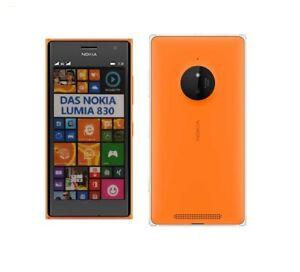 Nokia Lumia 830 En Orange Téléphone Mannequin Attrappe - Accessoires, Déco,