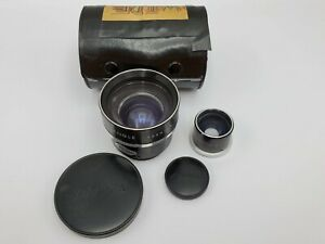 Yashica Yashinon Bay 1 Aux Wide Angle TLR Lens Set Rolleiflex Rolleicord Mat 635