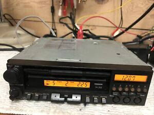 Nakamichi 100TD LEGEND CAR RADIO  MADE IN JAPAN AUX IN RARE