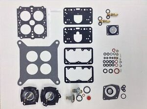HOLLEY 4150 CARBURETOR KIT INTERNATIONAL HARVESTER TRUCKS 392 ENGINE W/ GOVERNOR