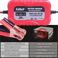 Chargeur de Batterie Voiture Rapide Smart Indicateur Pour Auto/Moto 2A/6v 12V