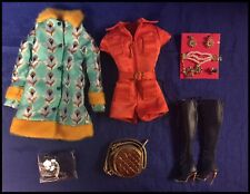 INTEGRITY TOYS JANAY LEGACY OUTFIT AND ACCESSORIES COMPLETE LAST ONE