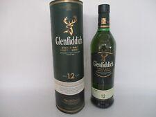 Glenfiddich Whisky 12 Jahre Single Malt Scotch 40 % Vol. 0,7L in Geschenkbox