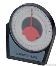INCLINOMETRE idéal TOITURE ECHAFAUDAGE mesure d' angle avec base magnétique