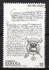 Spain - 1989 Stamp day - Mi. 2880 MNH