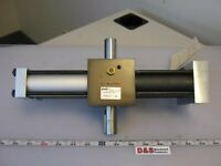 Phd R32R4180-D-E-T 180° Hydraulic Dampening Pneumatic Rotary Actuator