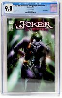 JOKER 80TH ANNIVERSARY 100-PAGE SUPER SPECTACULAR #1 CGC 9.8 Crain Variant Cover
