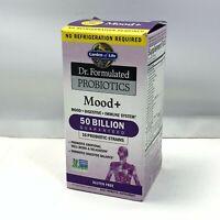 Garden Of Life Dr. Formulated Probiotics Mood+ (60 Vegetarian Capsules) 08/2021