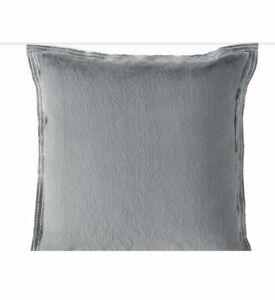 Rita Ora Sylvie Faux Fur Embellished Square Cushion Cover