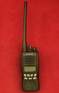 Kenwood tk 2312 VHF Handheld Radio With Charger
