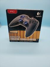Logitech Wingman Action Pad Wired USB PC Gamepad Controller Rumblepad Brand New