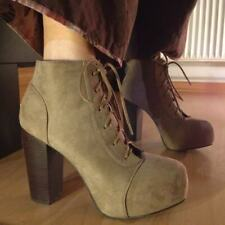 Divided H&M Stiefeletten High Heels Ankle Boots Stiefel Schuhe 40