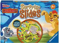 Disney The Lion Guard Surprise Slides Board Game Age 3+ Ravensburger Age 3+ NEW!