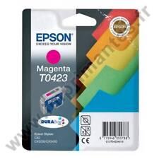 cartouche EPSON T0423  magenta ORIGINE