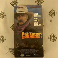 Conagher VHS Sam Elliott, Reynaldo Villalobos, Ray Villalobos