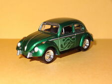 1964 VOLKSWAGEN BEETLE DRAG CLASSIC VW GREEN 1/64 LIMITED EDITION P