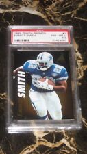 1995 ZENITH PROMO CARD FROM EMMITTT SMITH #1 PSA GRADED NM-MT+ 8.5