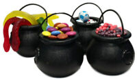 Witch Cauldron x 12 Candy Cup 5cm Halloween Trick Or Treat Candy Party Favors