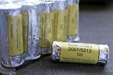 120 -Kodak Vision3 200T motion picture color negative film, (*5 rolls) IMAX 65mm
