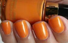 NEW! Revlon Nail Polish Lacquer in TANGERINE #410 ~ Orange Pearl Shimmer