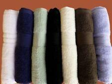 Articles et textiles noirs en verre pour la salle de bain