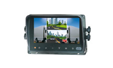 "BOYO VTM7003QMA : 7"" Quad Monitor with Touch Screen and waterproof"