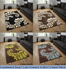 Nature Print Contemporary Rugs