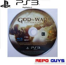 PS3 GOD OF WAR ASCENSION for PlayStation3 :DISC ONLY