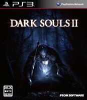 PS3 DARK SOULS 2 II Japan Import Japanese PlayStation 3 Game